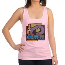 Electric Trains Racerback Tank Top