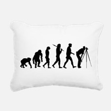 Land Surveyor Rectangular Canvas Pillow