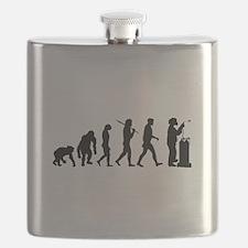 Welding Evolution Flask