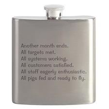 All Targets Met Flask