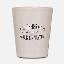 Walk on water Shot Glass