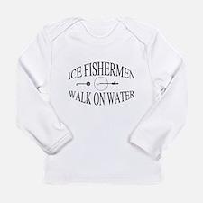 Walk on water Long Sleeve Infant T-Shirt