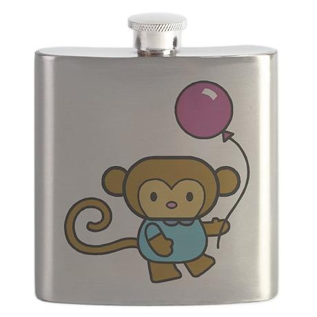 Bobo Monkey Flask