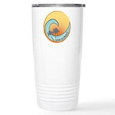 San Clemente Sunset Crest Travel Mug