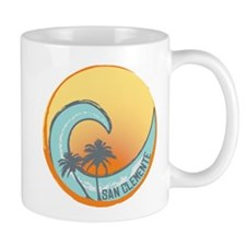 San Clemente Sunset Crest Mug