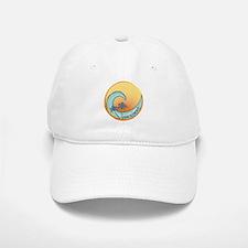 San Clemente Sunset Crest Baseball Baseball Cap