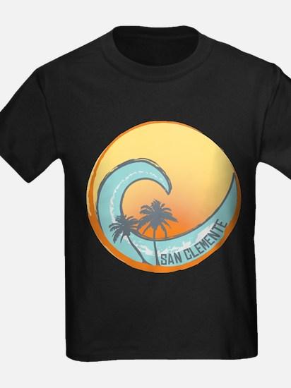 San Clemente Sunset Crest T