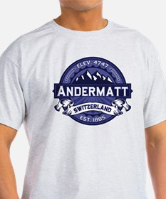 Andermatt Midnight T-Shirt