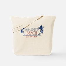 San Clemente Regal Tote Bag
