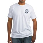 MoonTime Bar and Grill Fitted T-Shirt