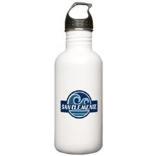 San Clemente Surfer Pride Water Bottle