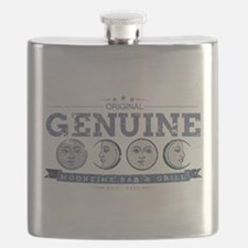 MoonTime Bar and Grill Flask