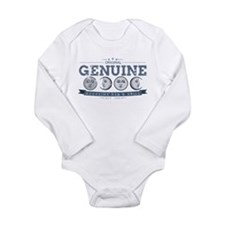 MoonTime Bar and Grill Long Sleeve Infant Bodysuit