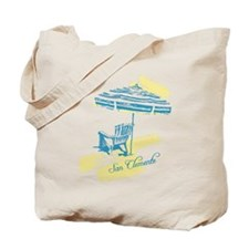 Serenity San Clemente Tote Bag