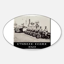 Lynwood Police 1949 Decal
