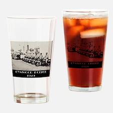 Lynwood Police 1949 Drinking Glass