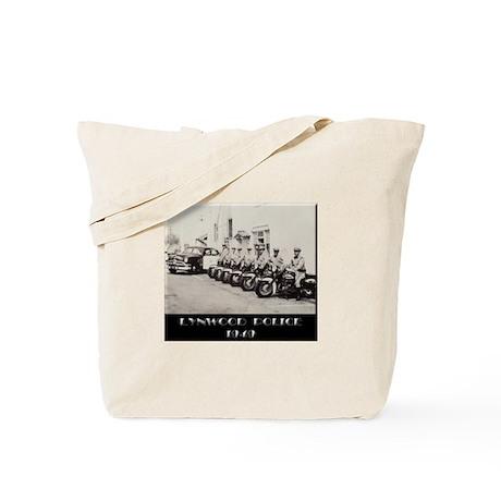Lynwood Police 1949 Tote Bag