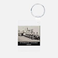 Lynwood Police 1949 Keychains