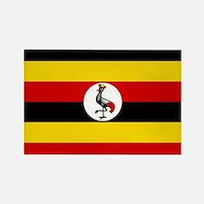 Uganda - National Flag - Current Magnets