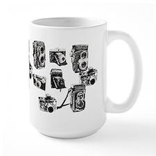 Vintage Cameras Mug