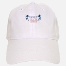 Moonlight Beach Regal Baseball Baseball Cap