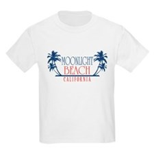 Moonlight Beach Regal T-Shirt