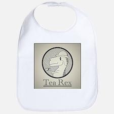 Tea Rex Bib