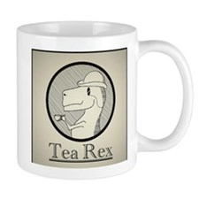 Tea Rex Small Mug