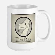 Tea Rex Large Mug