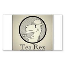 Tea Rex Decal