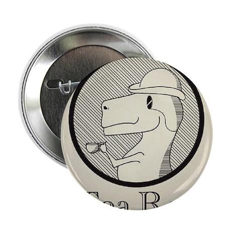 """Tea Rex 2.25"""" Button"""