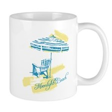 Serenity Moonlight Beach Mug