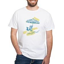 Serenity Moonlight Beach Shirt