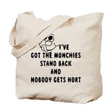 Cannabis Munchies Tote Bag