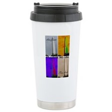 How Great Thou Arch St. Louis Travel Mug