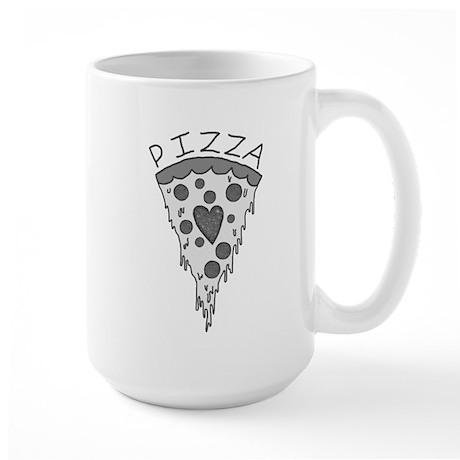 Pizza Lover 2 Large Mug