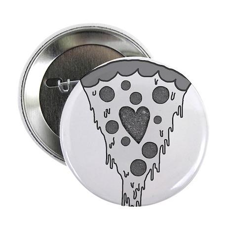 "Pizza Lover 2 2.25"" Button"