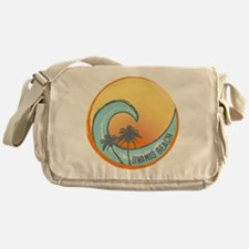 Swamis Beach Sunset Crest Messenger Bag