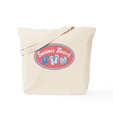 Swamis Sandal Badge Tote Bag