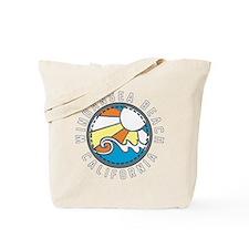 Windansea Wave Badge Tote Bag