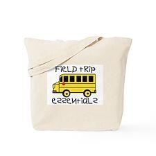 Cute Field trip Tote Bag