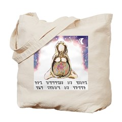Goddess Is Alive - Theban Tote Bag