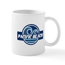 Pacific Beach Surfer Pride Mug