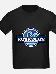 Pacific Beach Surfer Pride T