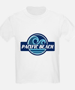 Pacific Beach Surfer Pride T-Shirt