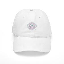 Pacific Beach Dolphin Crest Baseball Cap