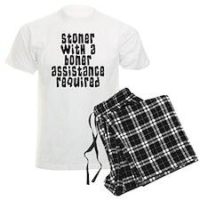 Funny Stoner Pajamas