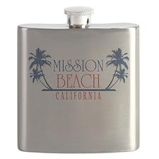 Mission Beach Regal Flask