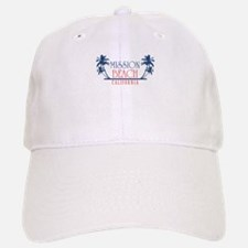 Mission Beach Regal Baseball Baseball Cap