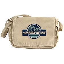 Mission Beach Surfer Pride Messenger Bag